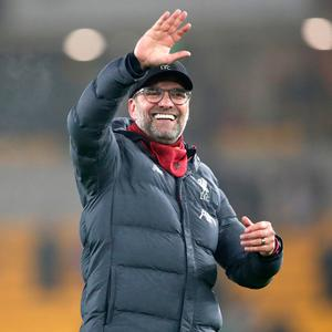 Break: Jurgen Klopp is not backing down