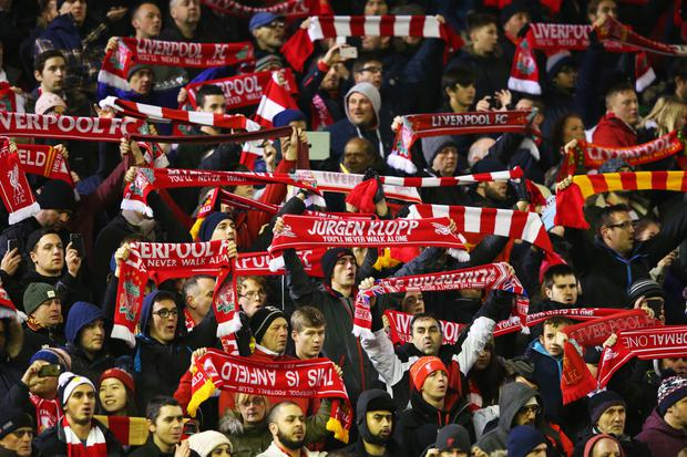 Liverpool have missed the support of the Anfield faithful over the last 16 months