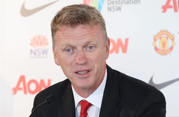 David Moyes.  Photo by Mark Metcalfe/Getty Images