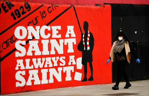 St Patrick's Athletic have ruled out games behind closed doors. Photo: Sportsfile