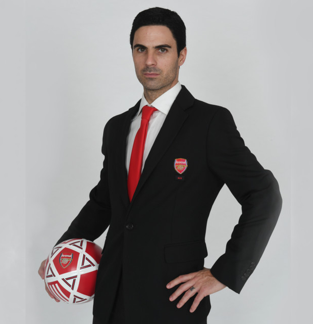 Mikel Arteta is the perfect candidate for Arsenal