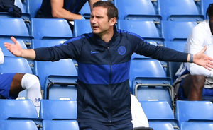 Lampard and Chelsea could crown a very good season by winning the FA Cup tomorrow