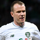 Republic of Ireland midfielder Glenn Whelan has joined Fleetwood