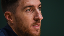 MORE IMPORTANT THINGS: The virus has had an impact on the economic situation of Stephen Ward's family. Photo: SPORTSFILE