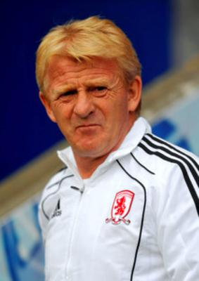Gordon Strachan. Photo: PA Wire