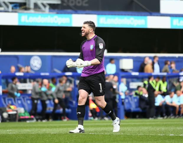Keiren Westwood is the only option for Mick McCarthy