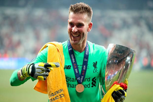 Adrian was the hero in Istanbul