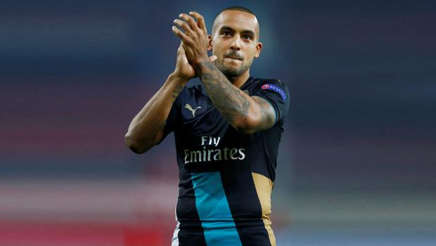 """Theo Walcott: """"We have got the character, the strength in depth to actually make upsets"""""""