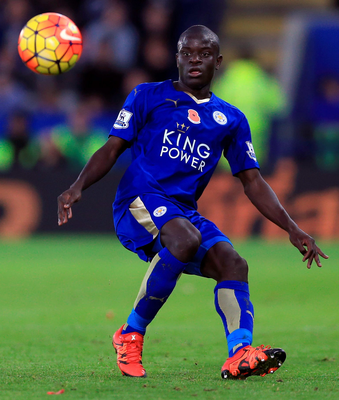 N'Golo Kante Photo: PA