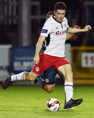 St Patrick's Athletic defender Lee Desmond insists his side can begin to pick up wins without sacrificing their style of play