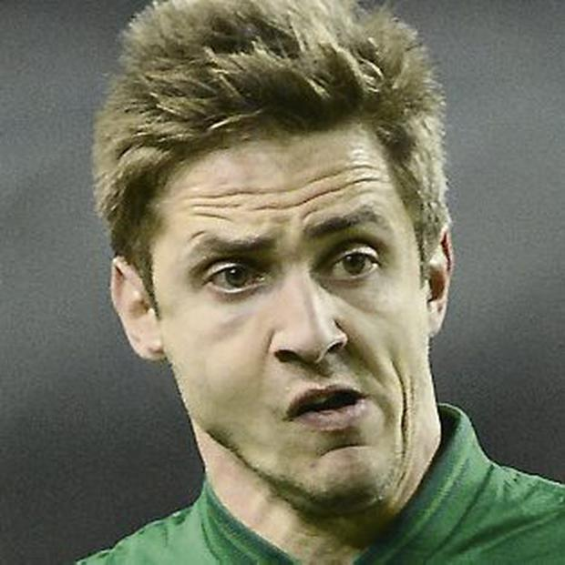 Kevin Doyle, Republic of Ireland. Picture: David Maher / SPORTSFILE