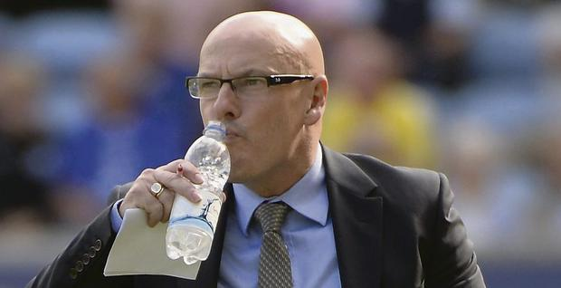 Brian McDermott Picture: Ross Kinnaird/Getty Images