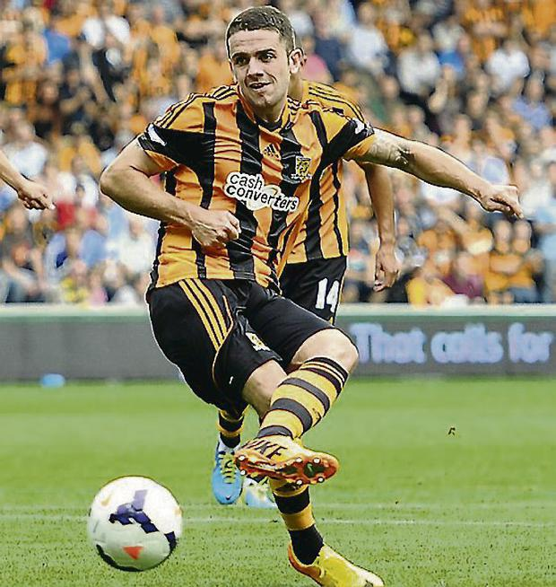 Robbie Brady of Hull City. Picture: Chris Brunskill/Getty Images