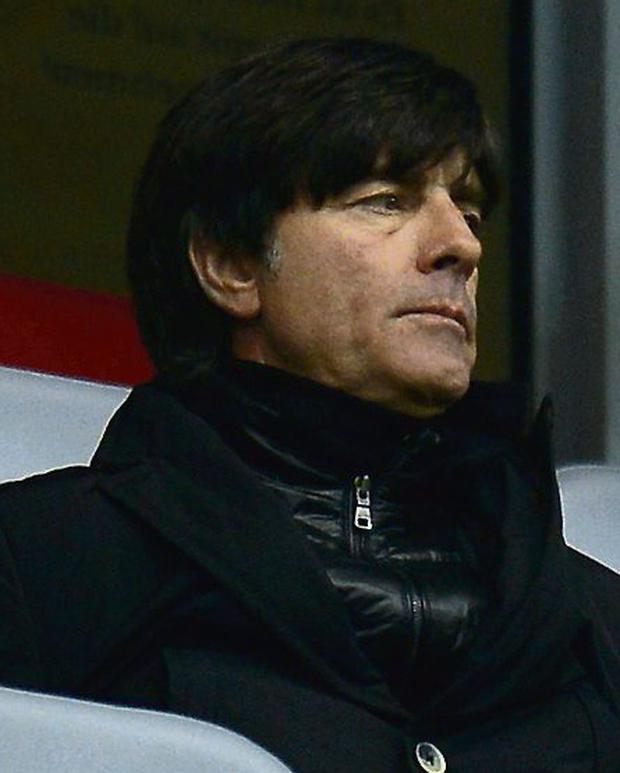 Germany's Joachim Loew. Picture credit: Dennis Grombkowski/Bongarts/Getty Images