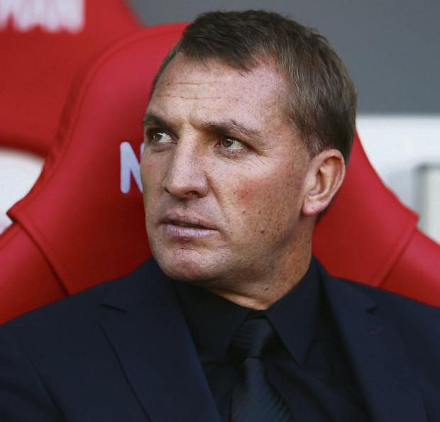 Brendan Rodgers. Photo by Matthew Lewis/Getty Images