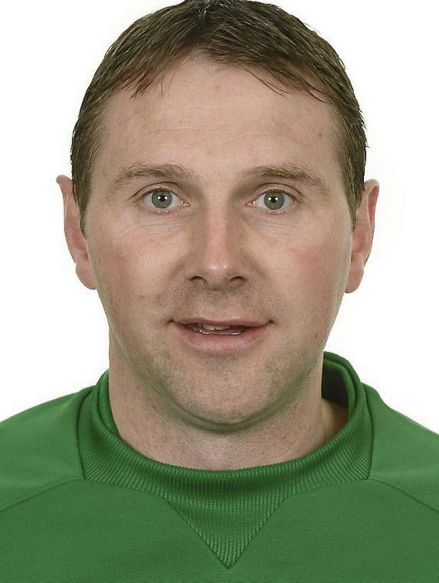 Tom Mohan Republic of Ireland U17 coach. Picture: Paul Mohan / SPORTSFILE