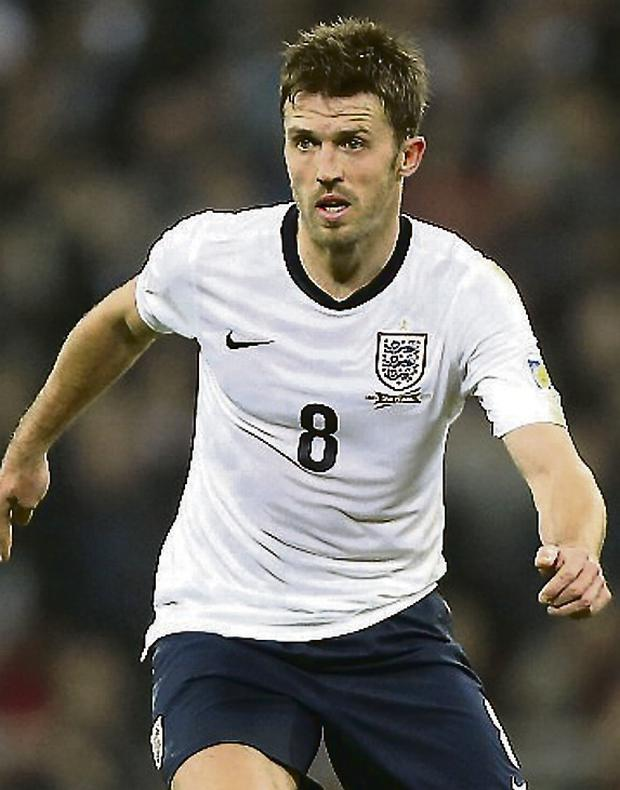 Manchester United midfielder Michael Carrick. Picture: Nick Potts/PA