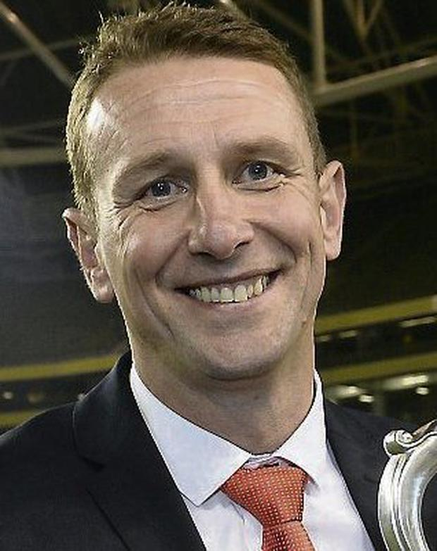 Sligo Rovers manager Ian Baraclough