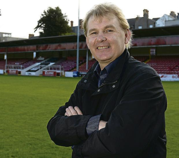 St Patrick's Athletic manager Liam Buckley. Picture credit: Matt Browne / SPORTSFILE