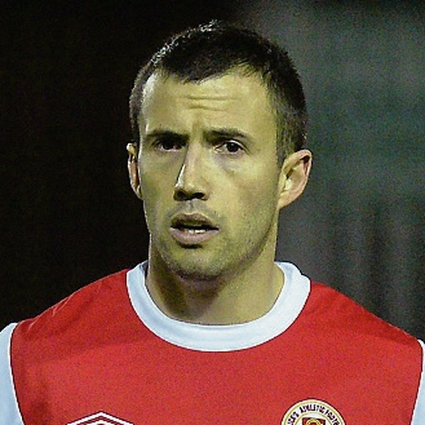 Saints star Keith Fahey. Picture credit: Sportsfile