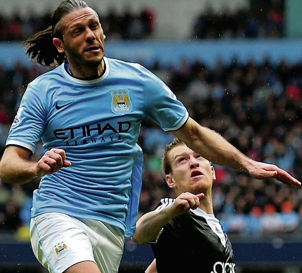 Martin Demichelis of Manchester City. Photo: Shaun Botterill/ Getty Images