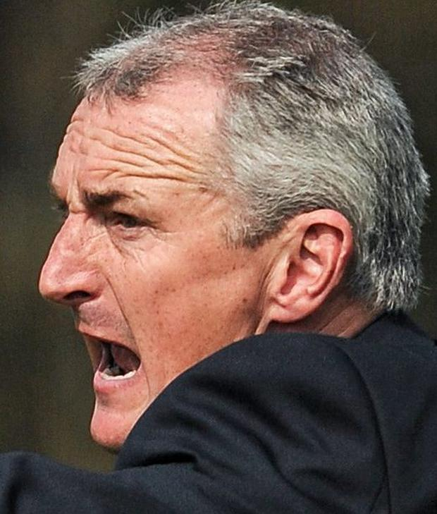 Cork City manager John Caulfield. Photo: Toma¡s Greally / SPORTSFILE