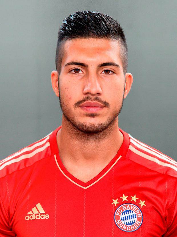 Emre Can. Picture: Christof Stache/GETTY IMAGES
