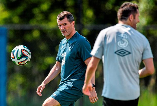 Roy Keane. Picture: David Maher/SPORTSFILE