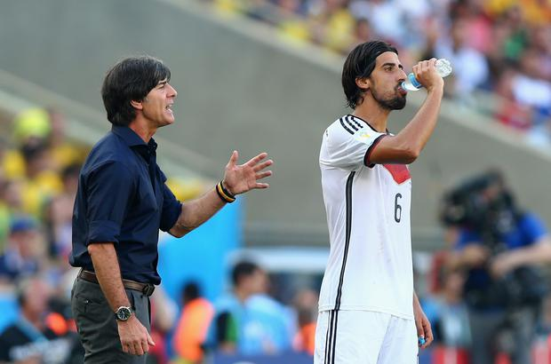 Germany head coach Joachim Loew. Picture credit: Martin Rose/Getty Images