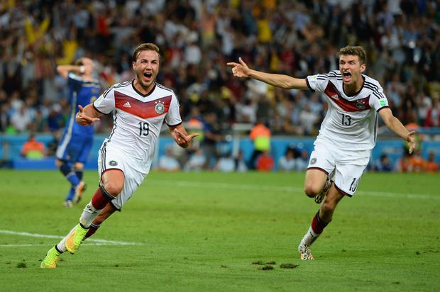 Mario Goetze. Picture: Jamie McDonald/GETTY IMAGES