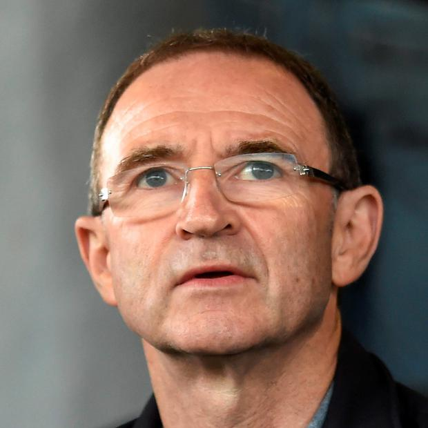Republic of Ireland manager Martin O'Neill in attendance at the game. UEFA Europa League Second Qualifying Round, First Leg, Dundalk v Hajduk Split, Oriel Park, Dundalk, Co. Louth. Picture credit: Matt Browne/Sportsfile.