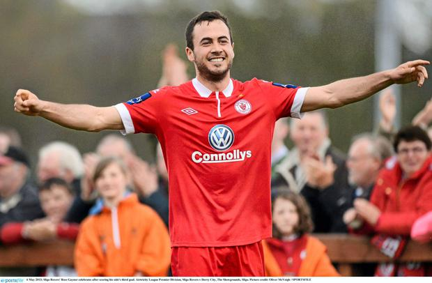 Ross Gaynor. Picture: Oliver McVeigh/SPORTSFILE
