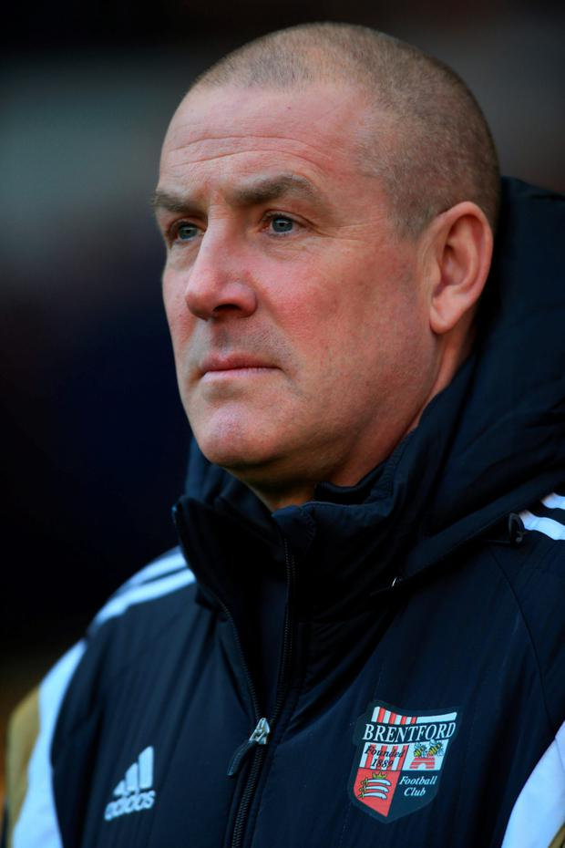 Brentford's Mark Warburton