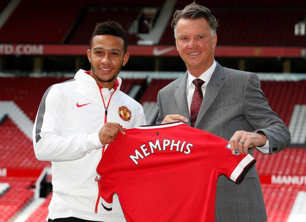 Depay and LVG
