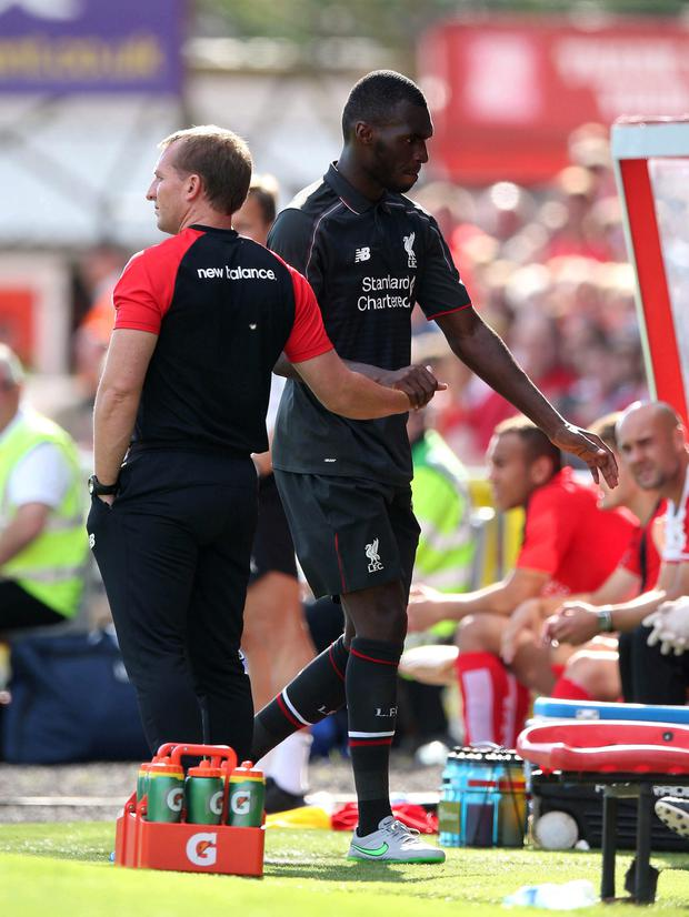Brendan Rodgers' future as Liverpool manager depends on how successful his big name signings like Christian Benteke will be.