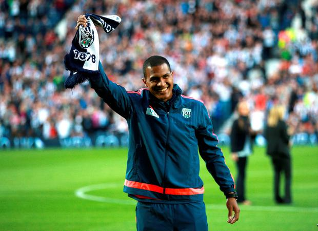 Rondon has joined the Baggies on a four-year deal from Zenit St Petersburg to become their fifth summer signing.