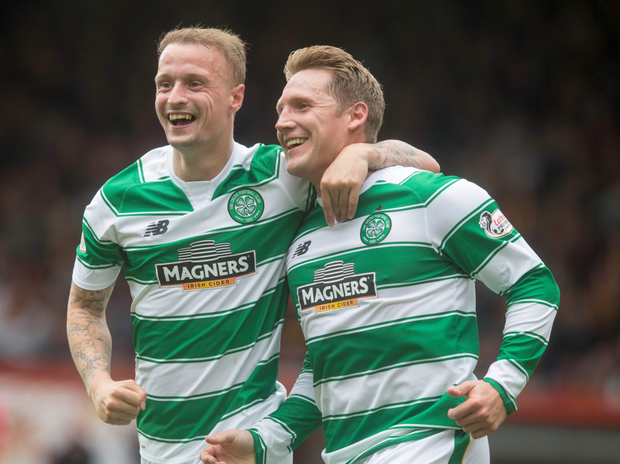 Leigh Griffiths says that goals will do the talking for him
