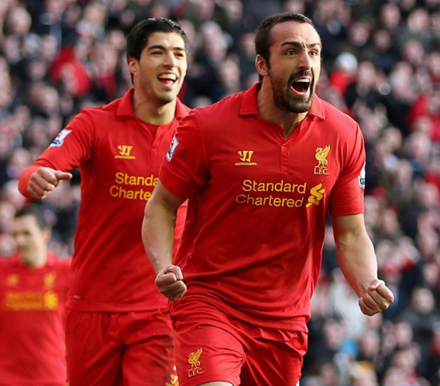 Jose Enrique has vowed to stay and fight for his Liverpool future