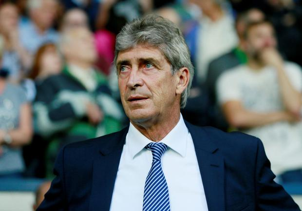 Pellegrini: 'I said the first day I arrived here I have my differences with him but... I always shake hands with him'