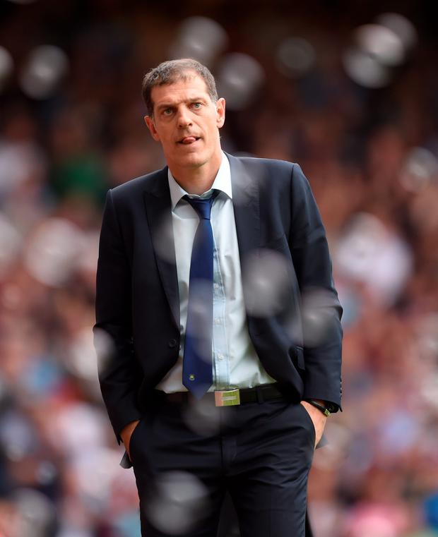 Hammers boss, Slaven Bilic, believes the newly-promoted Cherries were unlucky in their opening losses to Aston Villa and Liverpool