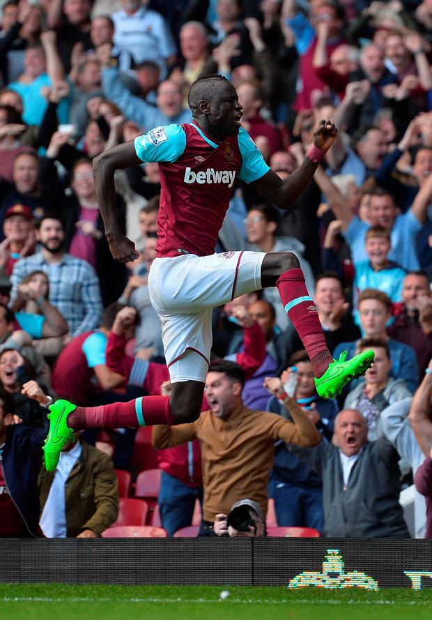 Kouyate: 'We need to stay humble, work hard and go to Sunderland to battle for the points'