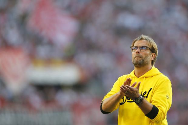 Jurgen Klopp could be announced as the new Liverpool manager this weekend
