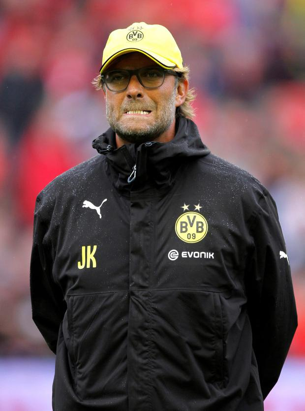 Jurgen Klopp is set to be unveiled as the new Liverpool manager this weekend