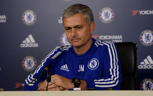 Chelsea manager Jose Mourinho faces a tricky trip to Leicester on Monday