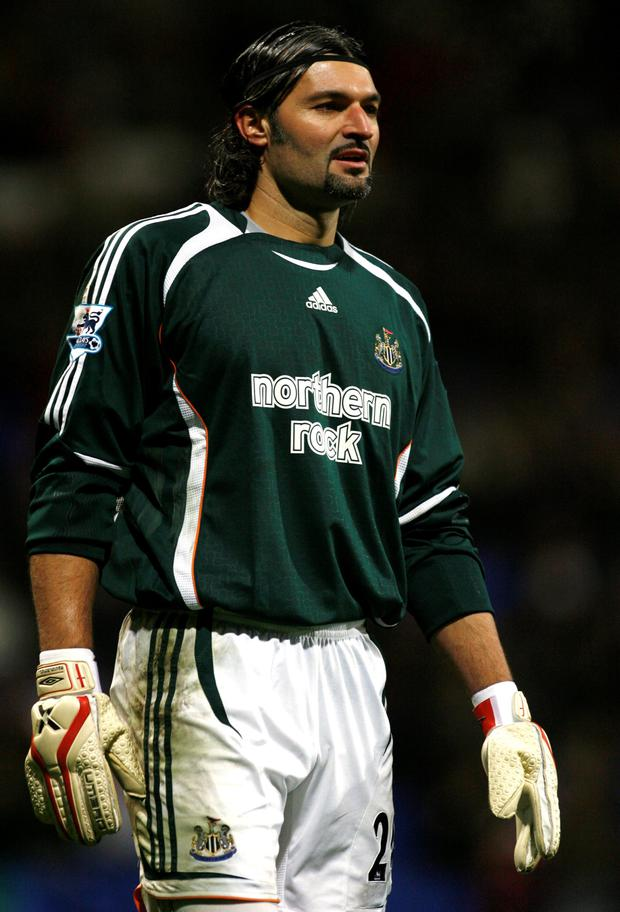 Pavel Srnicek Photo:Reuters