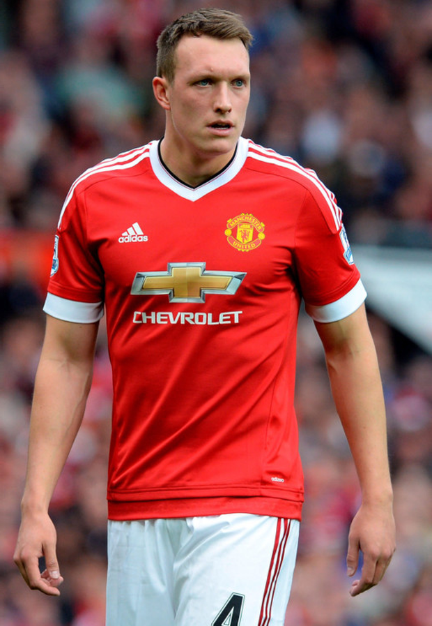 Manchester United defender Phil Jones believes his side can claim this season's Premier League title, but only if they can end their winless cycle that stretches back to November Photo:PA
