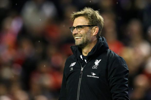 Jurgen Klopp Photo: Reuters
