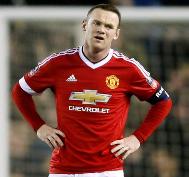 Manchester United captain Wayne Rooney has called on his team-mates to shoulder the responsibility for a poor season as they prepare for a must-win Premier League clash with Stoke City at Old Trafford tomorrow night Photo: Reuters