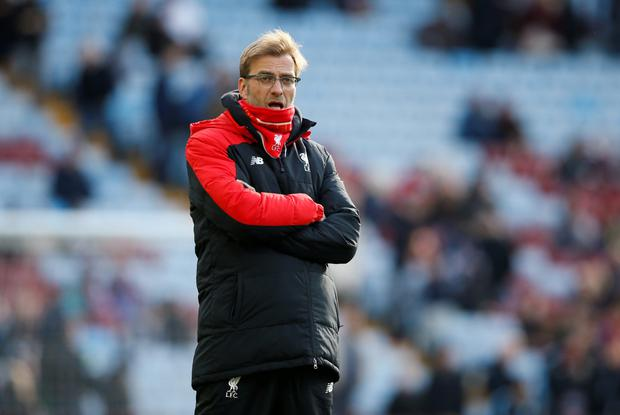Jurgen Klopp believes his side are genuine contenders in Europe and admits it may be their best route back into the Champions League : REUTERS
