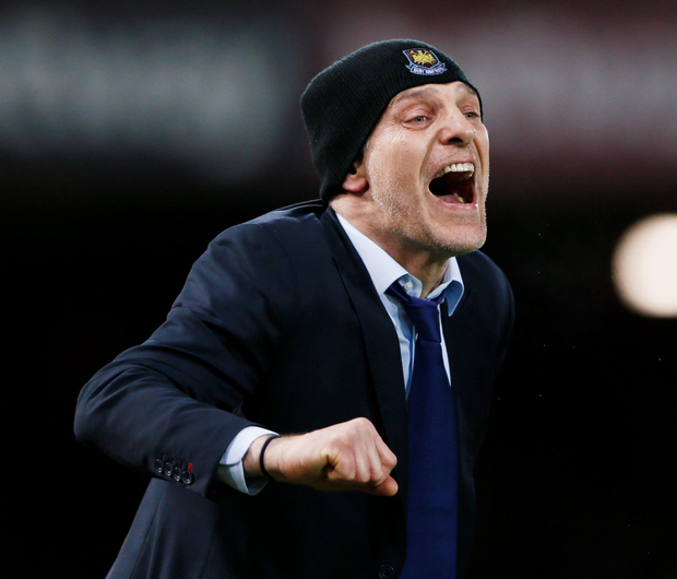 'On the clash with Everton, Bilic said: